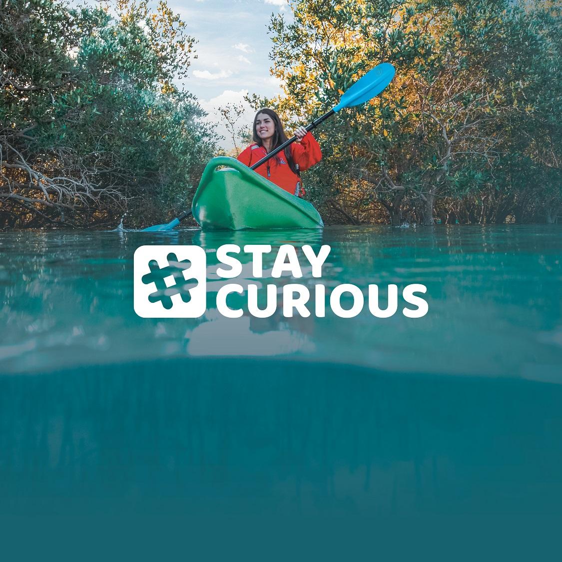 أبوظبي تطلق منصة #StayCurious التفاعلية المبتكرة لمحبي الاستكشاف حول العالم  مبادرة تعليمية وترفيهية من دائرة الثقافة والسياحة – أبوظبي
