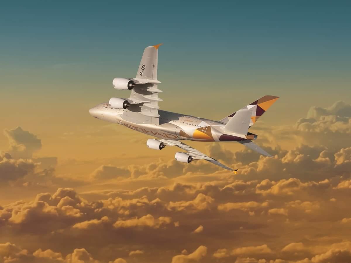 الاتحاد للطيران تعلن عن إعفاءات خاصة بتذاكرها في ظل كوفيد-19