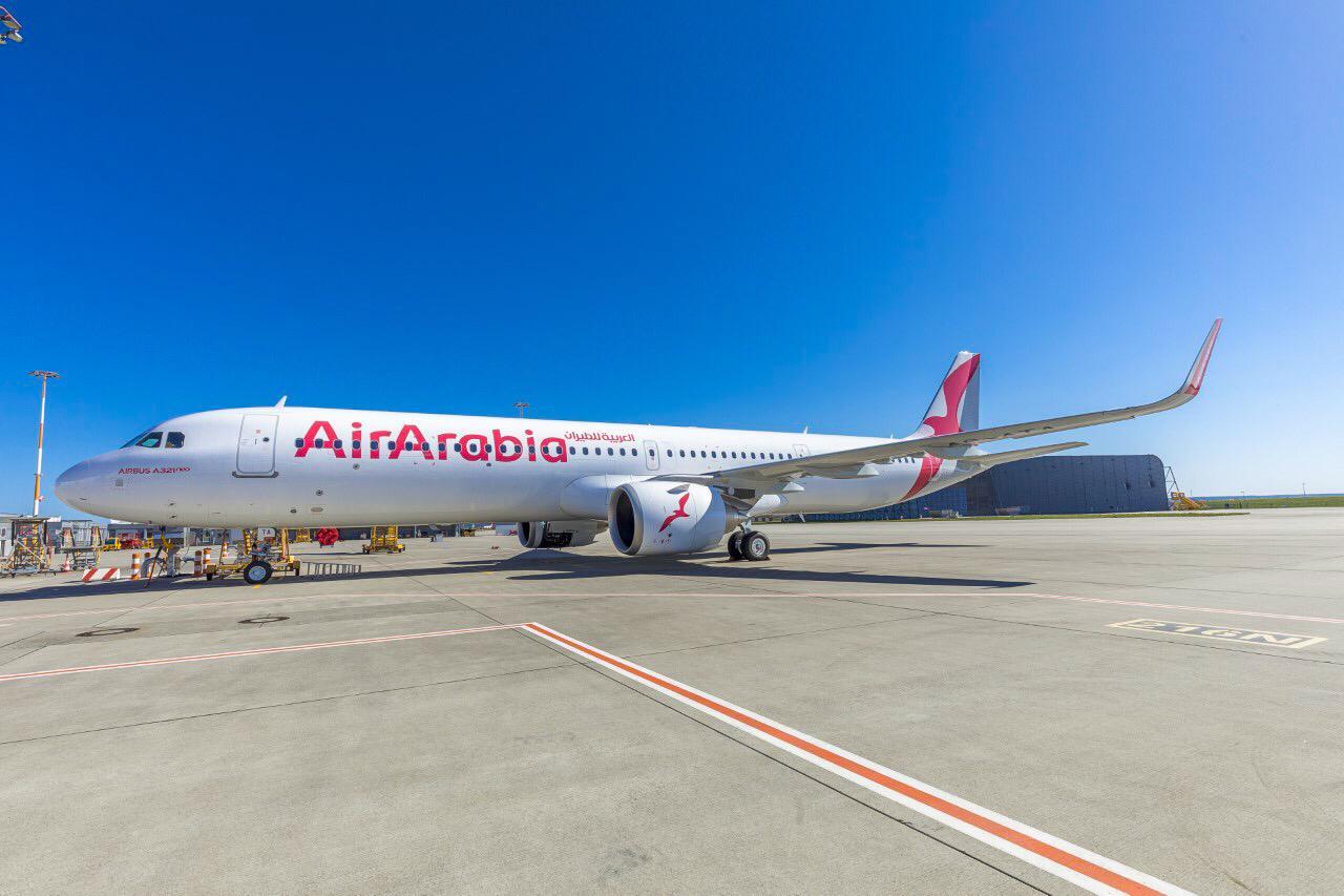 العربية للطيران تسيّر رحلات عودة لنقل المواطنين الإماراتيين من باكستان