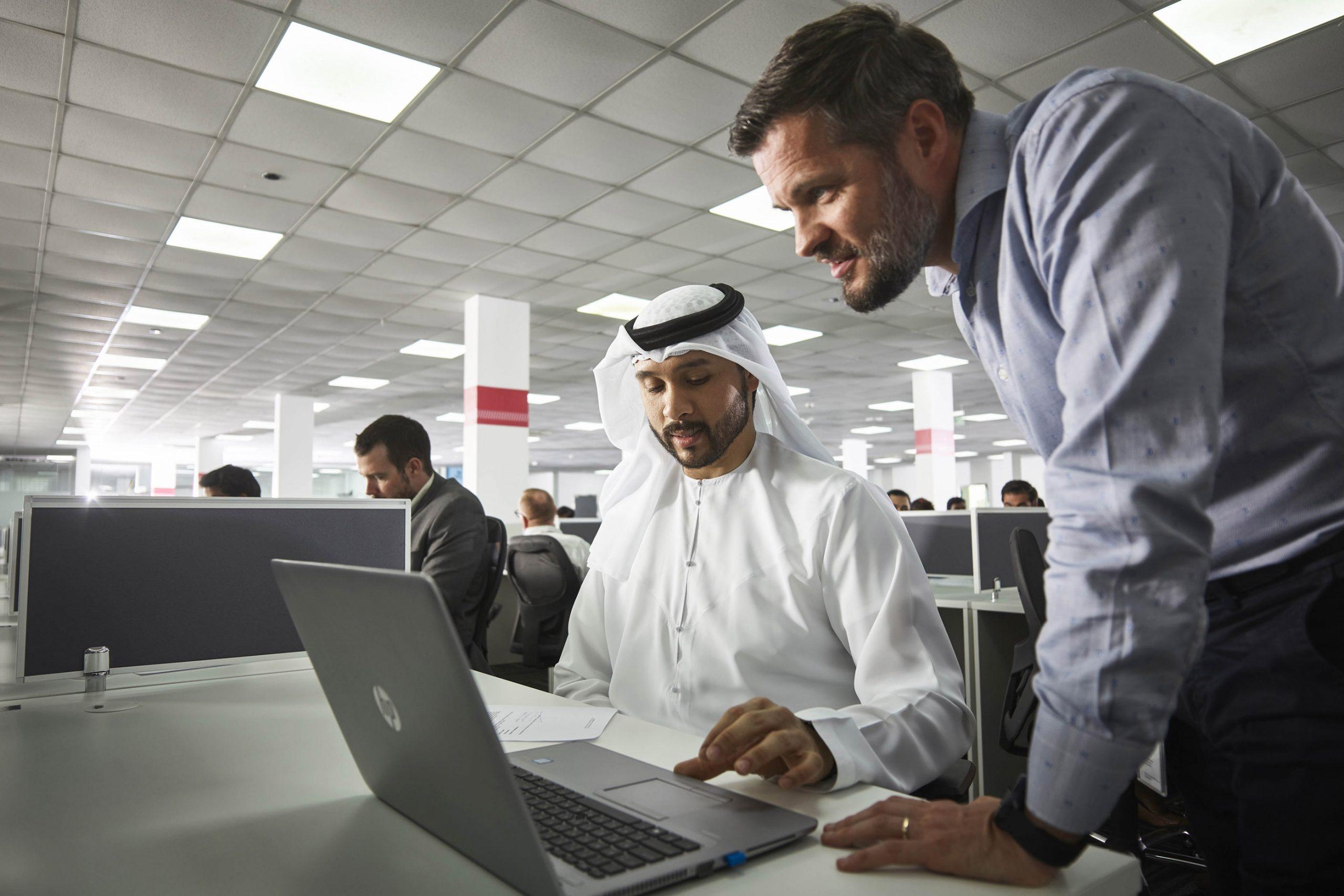 مدينة خليفة الصناعية تقدم مجموعة جديدة من الخدمات الرقمية لمتعامليها بالتعاون مع بوابة المقطع