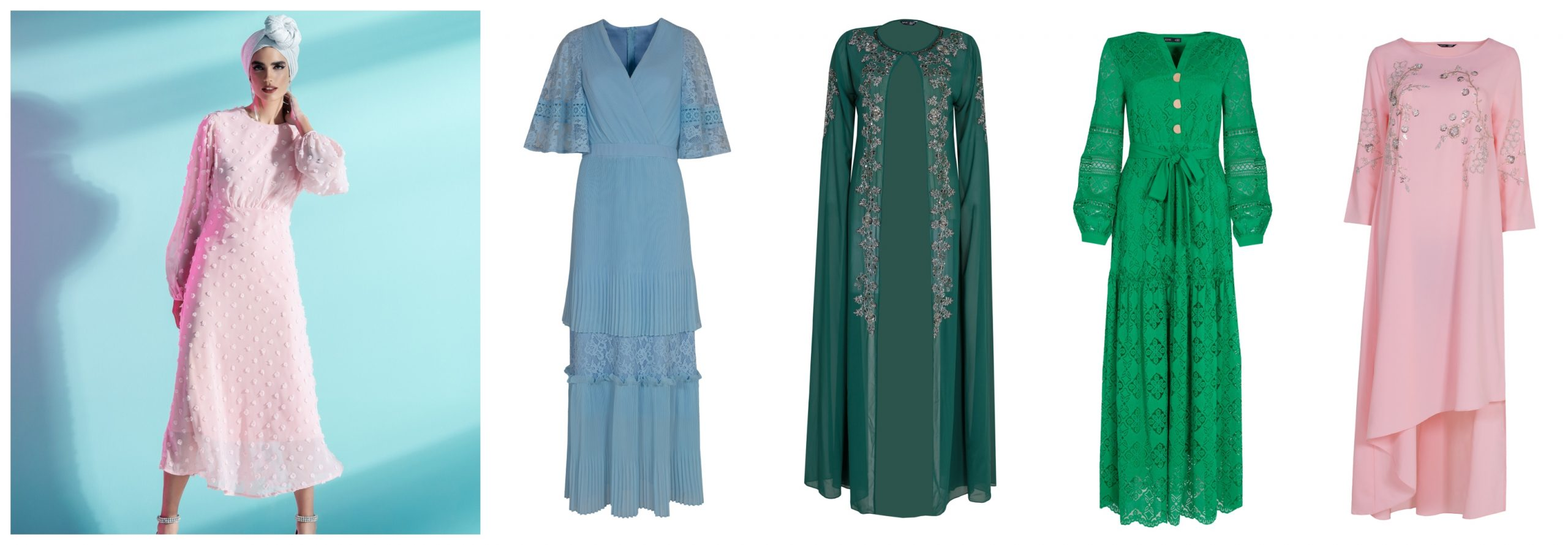 """تألقوا بإطلالات جديدة خلال شهر رمضان المبارك مع أحدث صيحات الأزياء من """"سبلاش"""""""