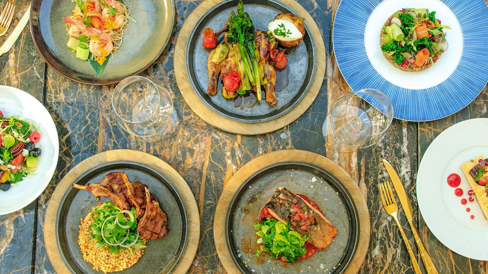 """منتجع فورسيزونز دبي شاطئ جميرا يقدّم لكم فرصة الاستمتاع بأطباق """"غاستروهوم"""""""