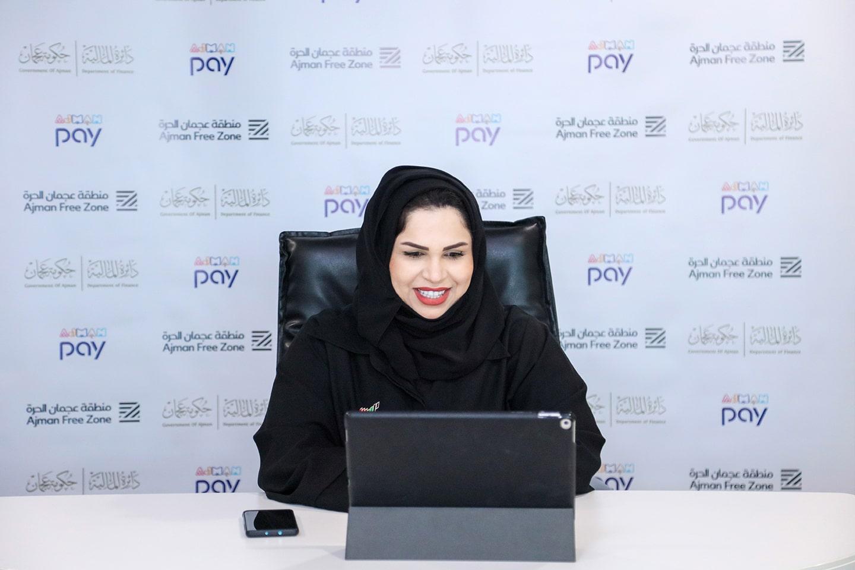 منطقة عجمان الحرة تربط خدماتها الرقمية ببوابة عجمان للدفع الذكي