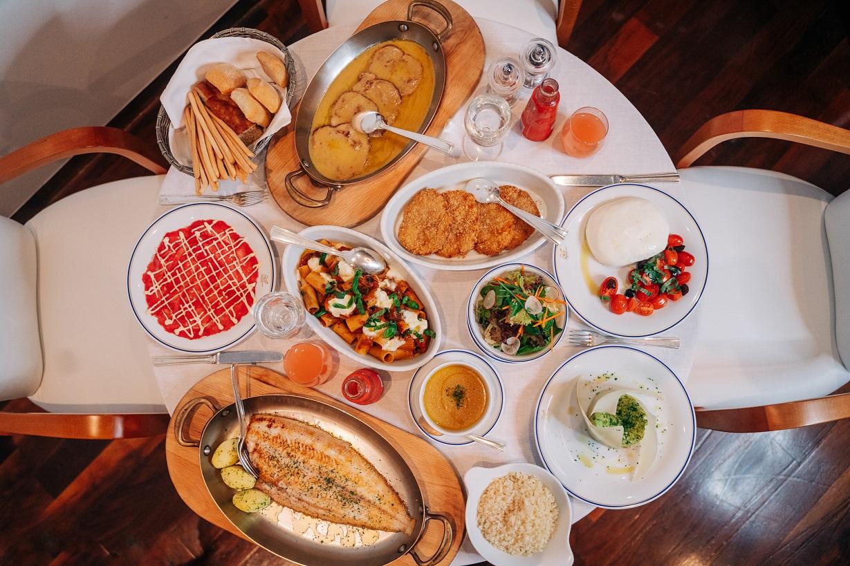 مطعم تشيبرياني الإيطالي في جزيرة ياس أبوظبي يعيد افتتاح أبوابه