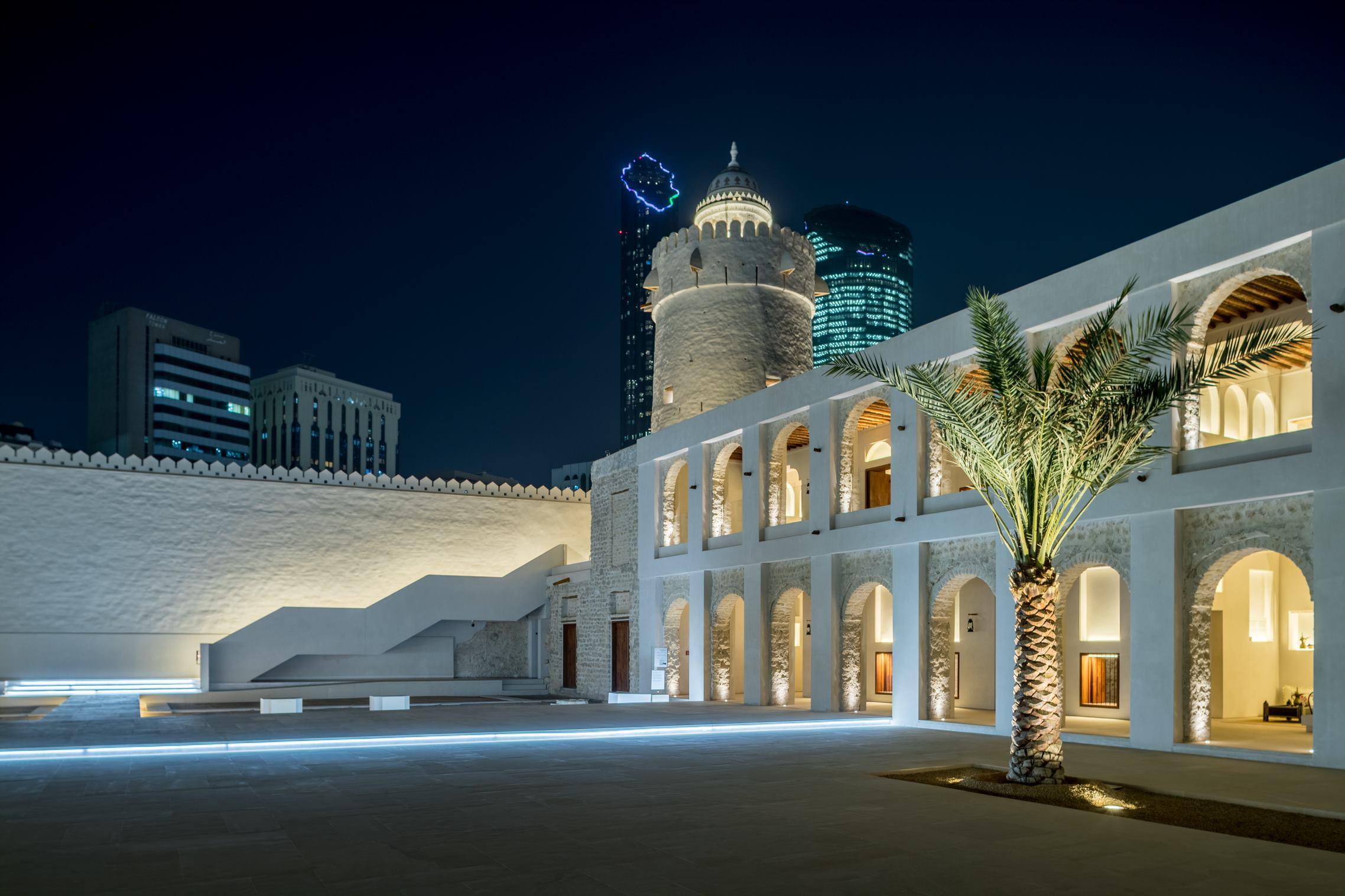 مواقع أبوظبي الثقافية تستقبل الزوار