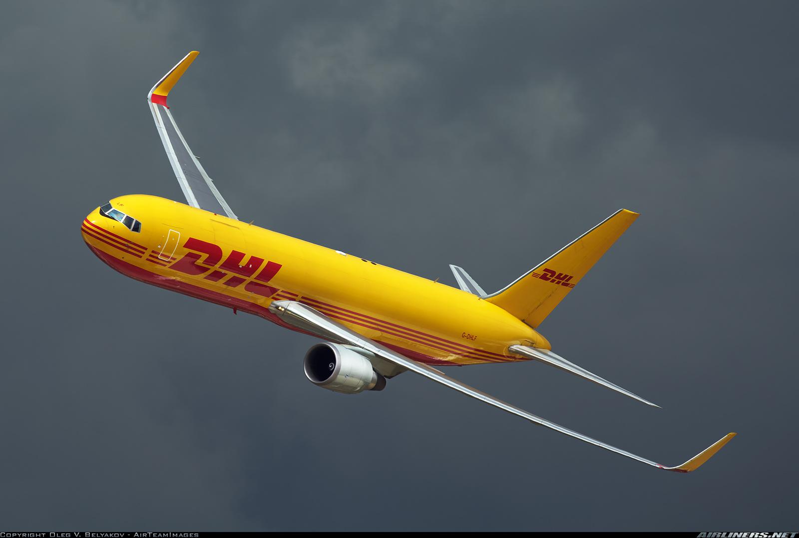 """""""دي إتش ال"""" إكسبرس توسع أسطولها الجوي بمنطقة الشرق الأوسط وشمال أفريقيا عبر إضافة طائرتين بوينج 767-300Fs"""