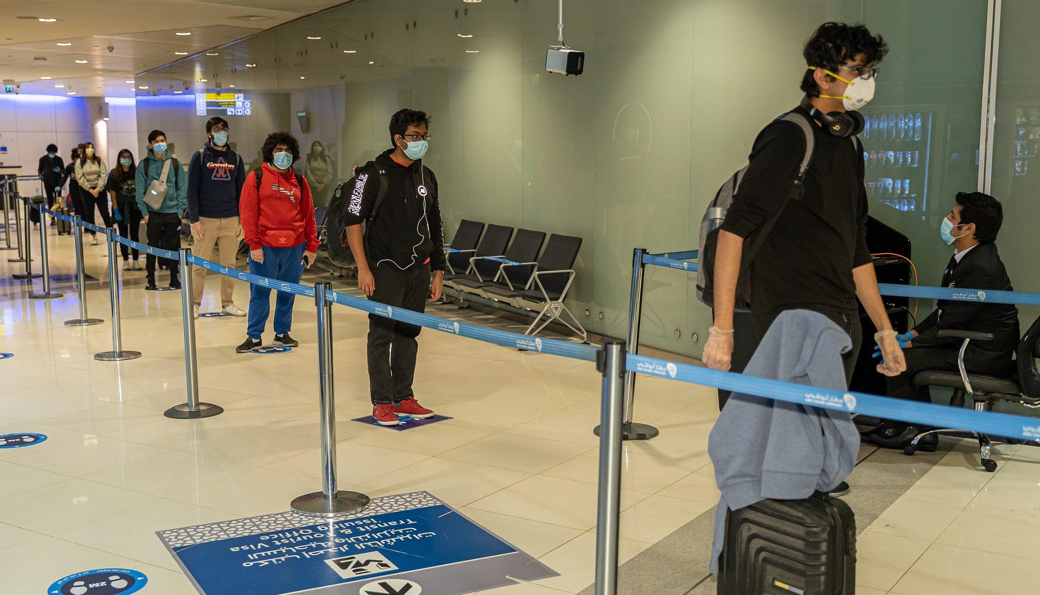 مطار أبوظبي الدولي يتخذ الاستعدادات لاستقبال رحلات ترانزيت تربط العاصمة بعشرين وجهة عالمية