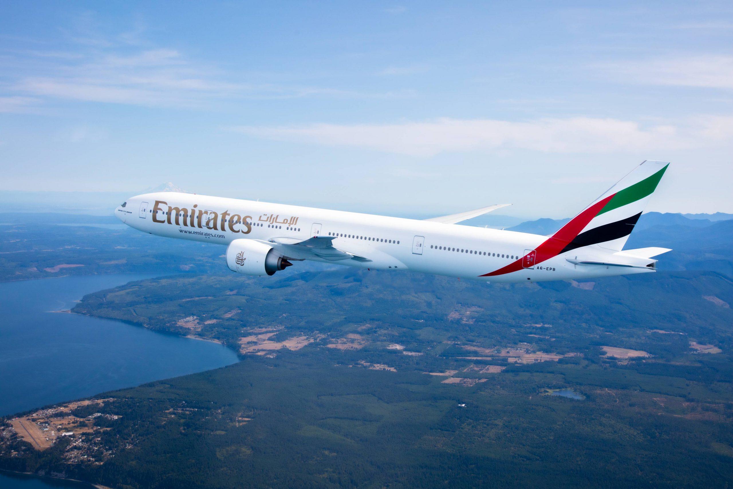 طيران الإمارات توفر رحلات للمسافرين إلى 29 مدينة