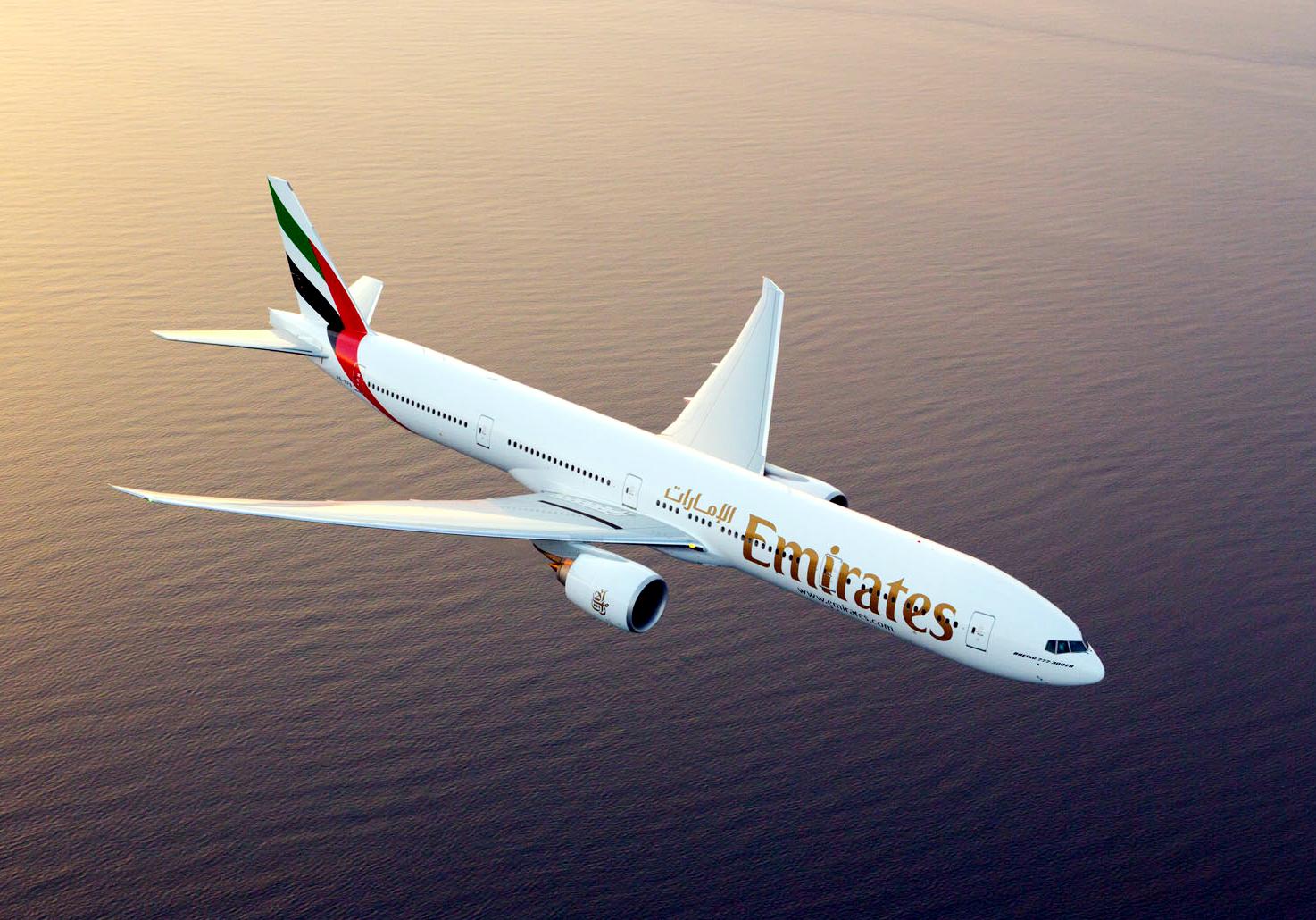 طيران الإمارات تشغّل 4 رحلات إلى القاهرة