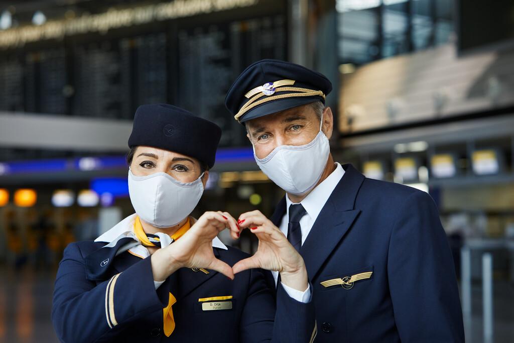 لوفتانزا تستأنف رحلاتها الى دبي