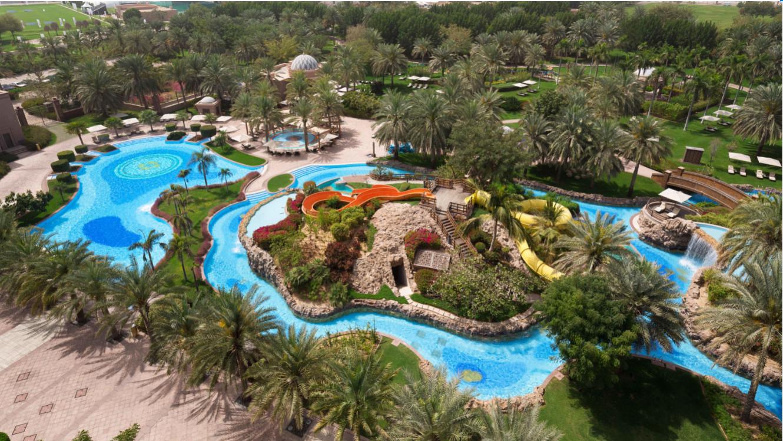 باقات خاصة للاستخدام اليومي لمسابح وشاطئ قصر الإمارات