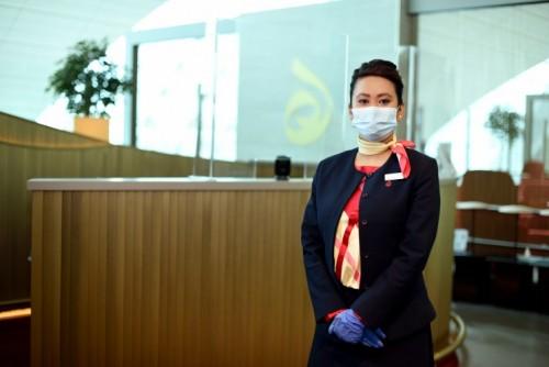 مرحبا تعيد افتتاح صالتيها في مطار دبي وتطبق أعلى معايير السلامة