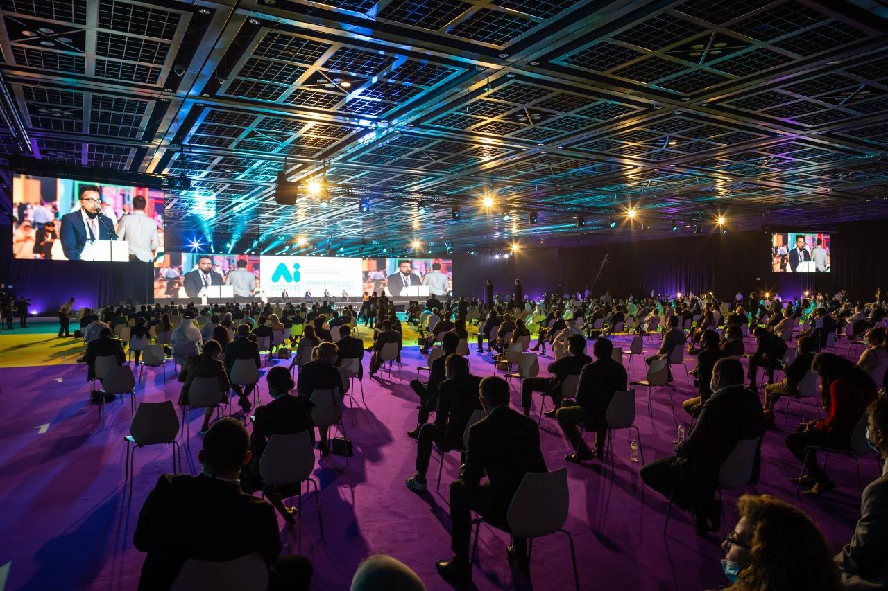 """دبي تعيد الحياة لقطاع الفعاليات العالمية بتنظيم """"عالمالذكاء الاصطناعي"""""""