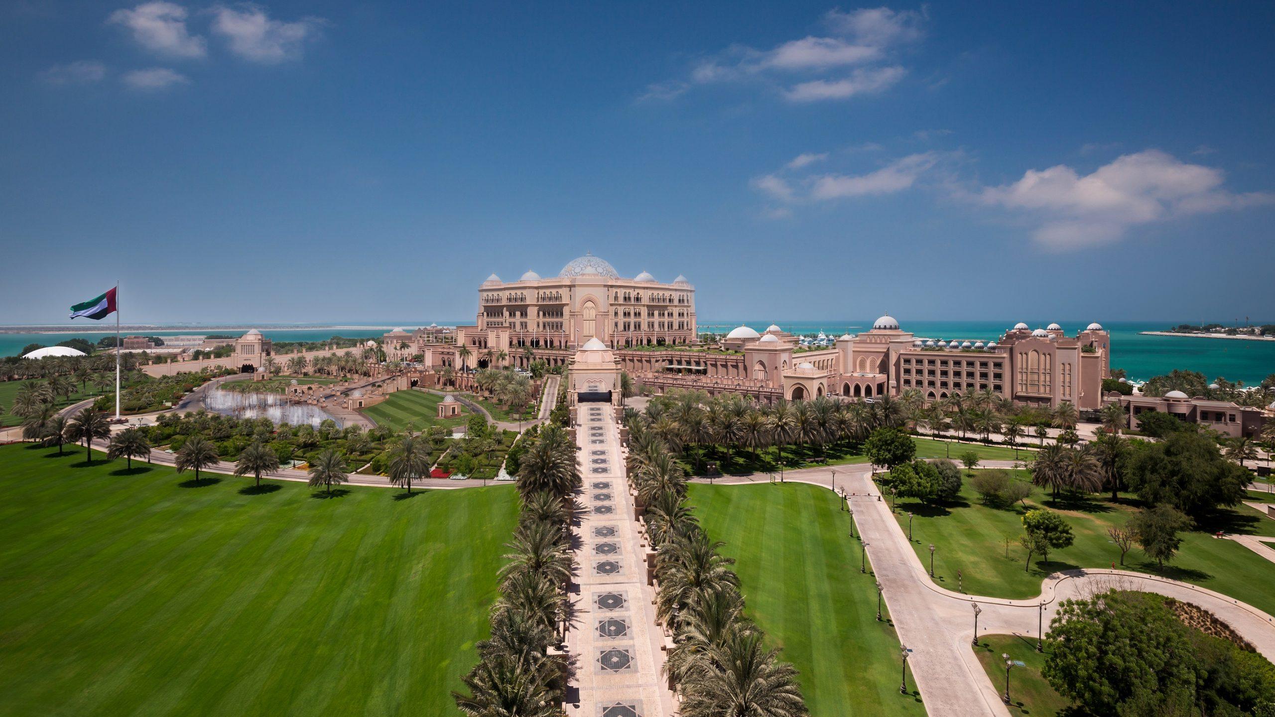 قصر الامارات يوفر للضيوف أجواء مثالية لقضاء عطلة عيد الأضحى