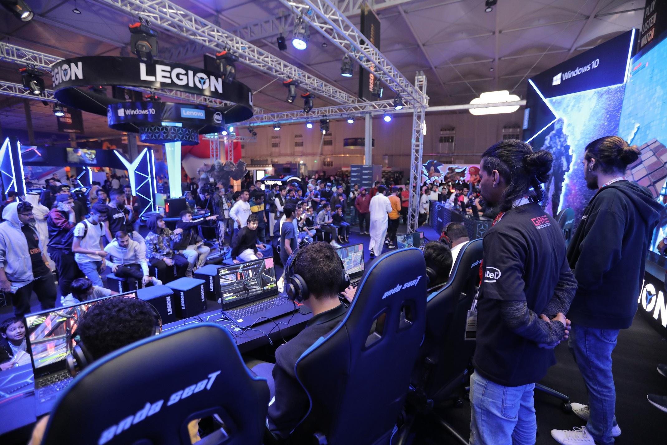 """أول مهرجان ألعاب افتراضي بالعالم """"Game On"""" يهدف للوصول إلى 2.7 مليار لاعب حول العالم"""