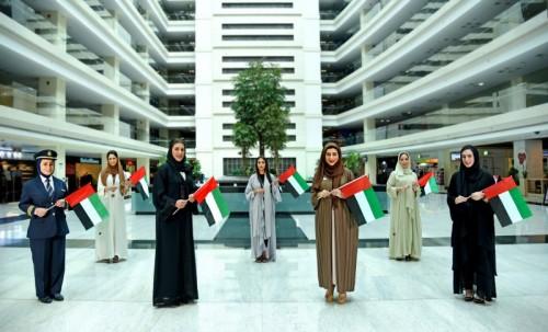 مجموعة الإمارات تحتفي بموظفاتها في يوم المرأة الإماراتية