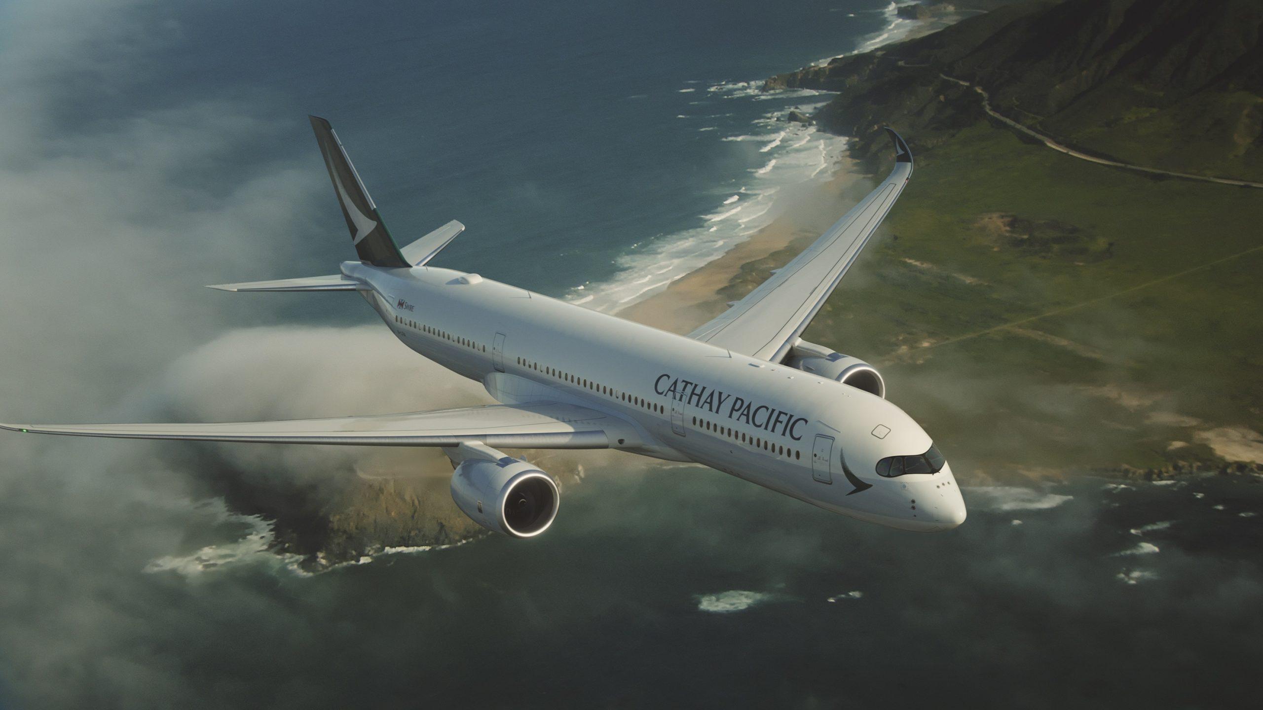 مجموعة كاثي باسيفيك للطيران تعتزم تقليل استخدام المواد البلاستيكية المخصصة للاستخدام لمرة واحدة في رحلاتها إلى النصف بحلول عام 2022