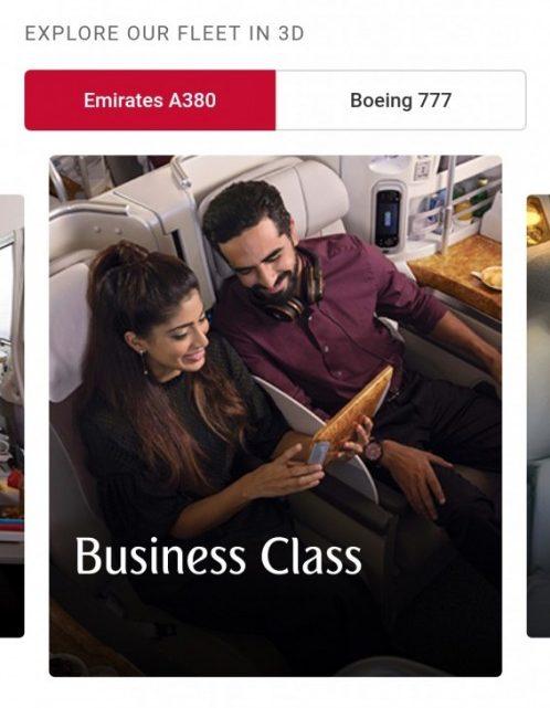 طيران الإمارات تقدم تجربة أفضل لتطبيقات الهاتف المحمول وفوائد أخرى للمستخدمين بالتعاون مع هواوي