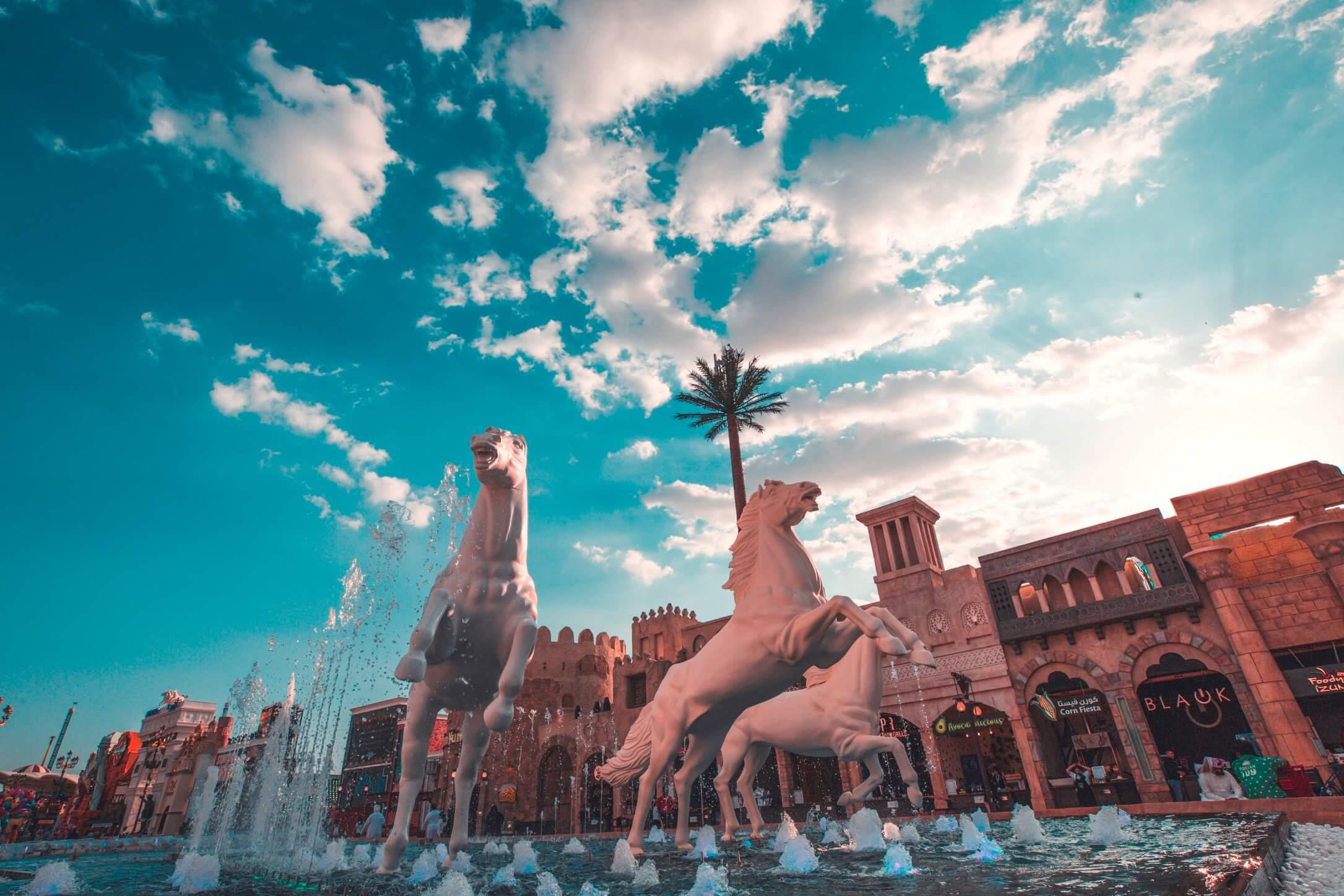 """القرية العالمية بين قائمة أفضل 10% من الوجهات العالمية المفضلة للمسافرين بحسب موقع """"تريب أدفايزر"""""""
