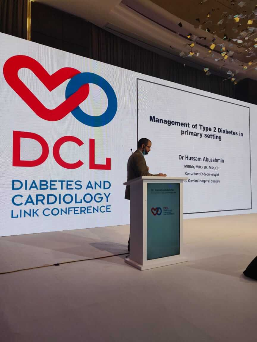 """"""" كلونتيا"""" تنظم مؤتمراً يناقش أمراض السكري والقلب في عجمان"""