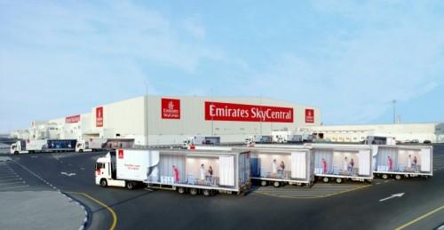 """الإمارات للشحن الجوي تهيئ مركزاً مخصصاً لتخزين وتوزيع لقاح """"كوفيد-19"""" عالمياً"""