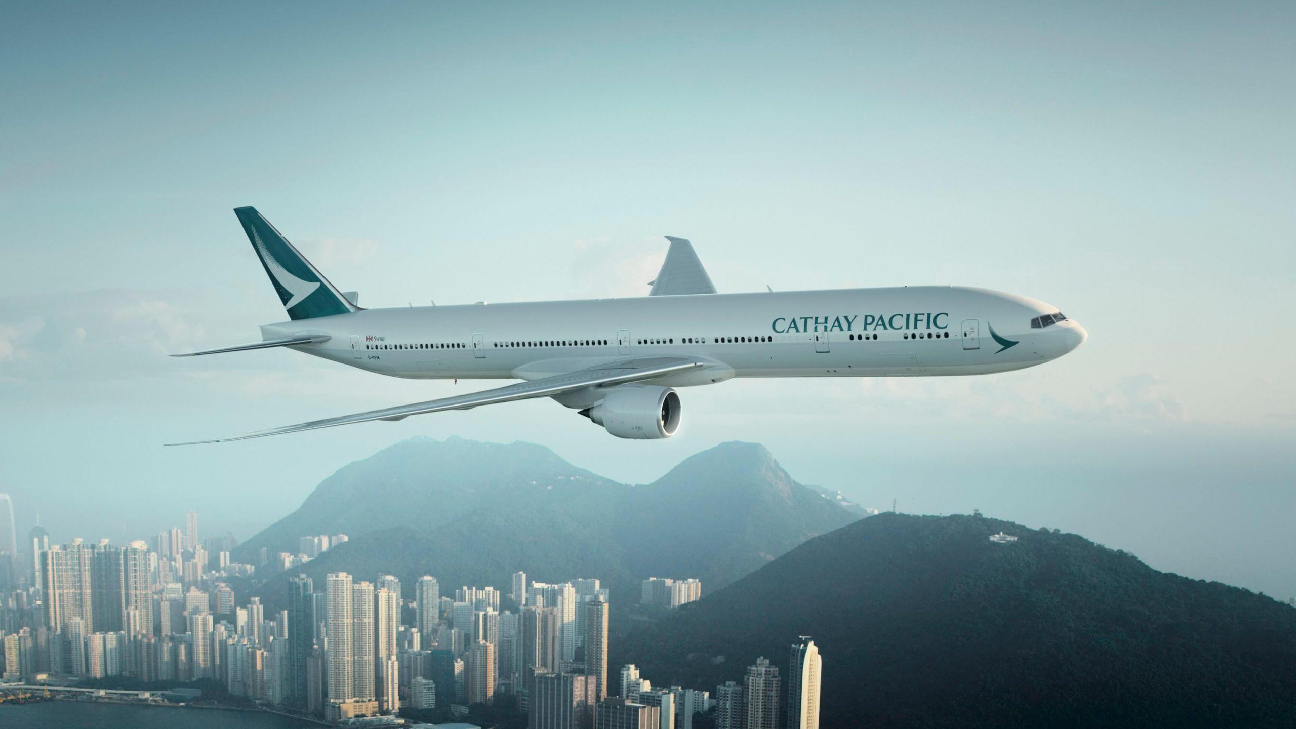كاثي باسيفيك ترحب بالاتفاقية المبدئية لإنشاء فقاعة سفر جوي بين سنغافورة وهونغ كونغ