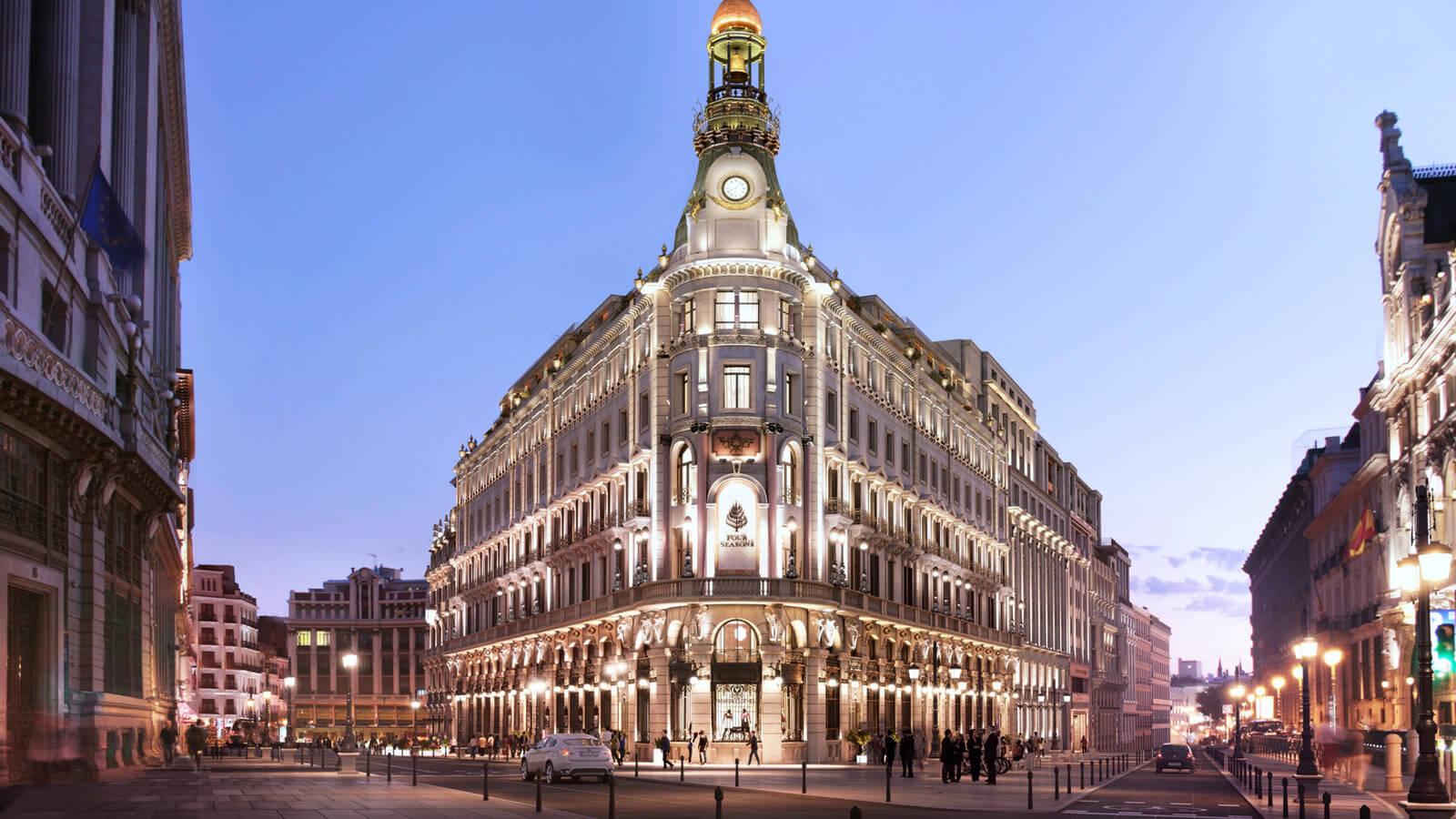 افتتاح فندق وبرايفت ريزيدنسز فورسيزونز مدريد ليقدم تجربة فريدة ومستوى خدمة لا يضاهى في إسبانيا للمرة الأولى