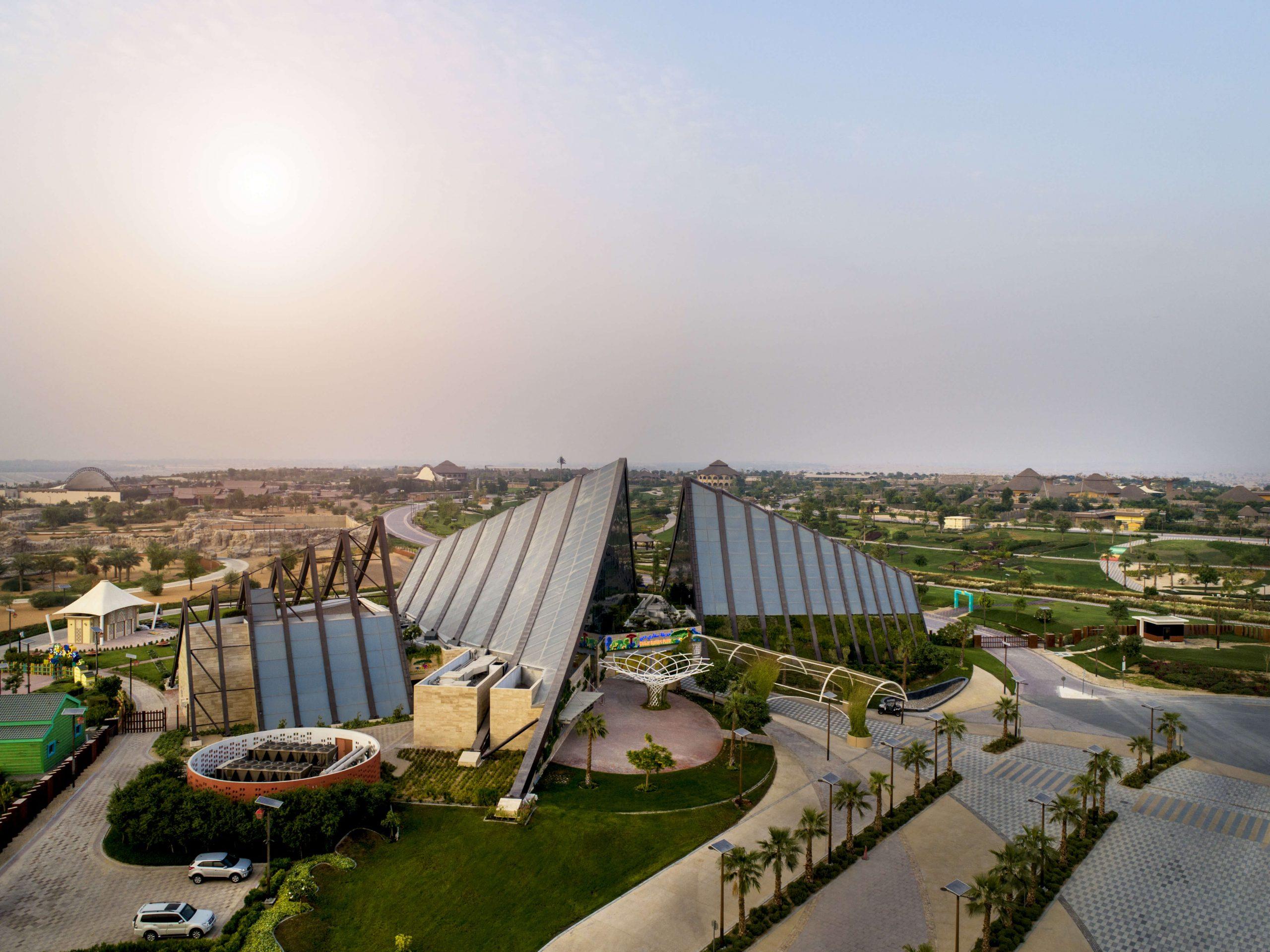 دبي سفاري بارك تفتتح أبوابها وتقدم مجموعة من التجارب للضيوف
