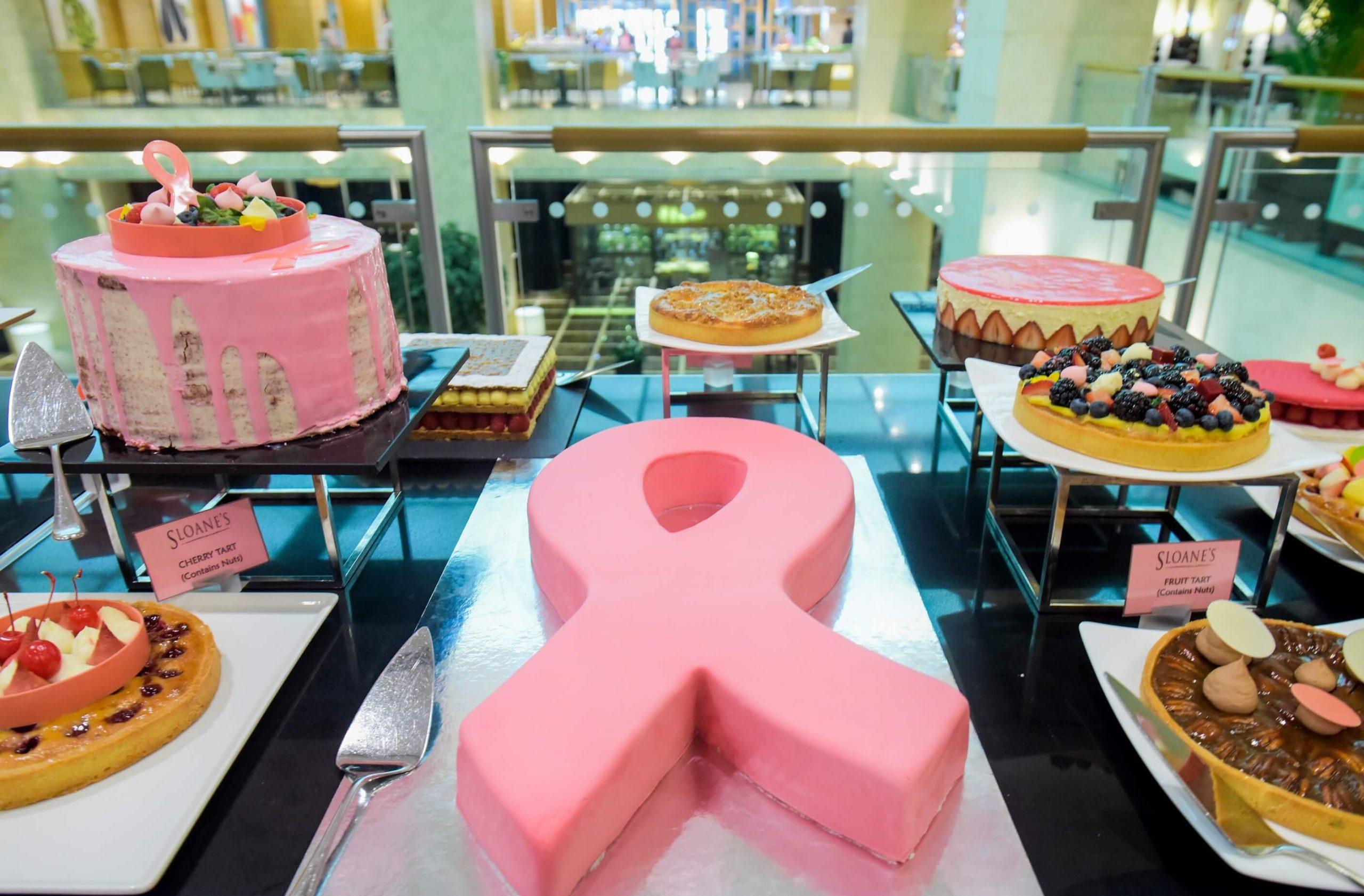 فنادق ماريوت الدولية تشارك في حملة أكتوبر الوردي لدعم مؤسسة الجليلة