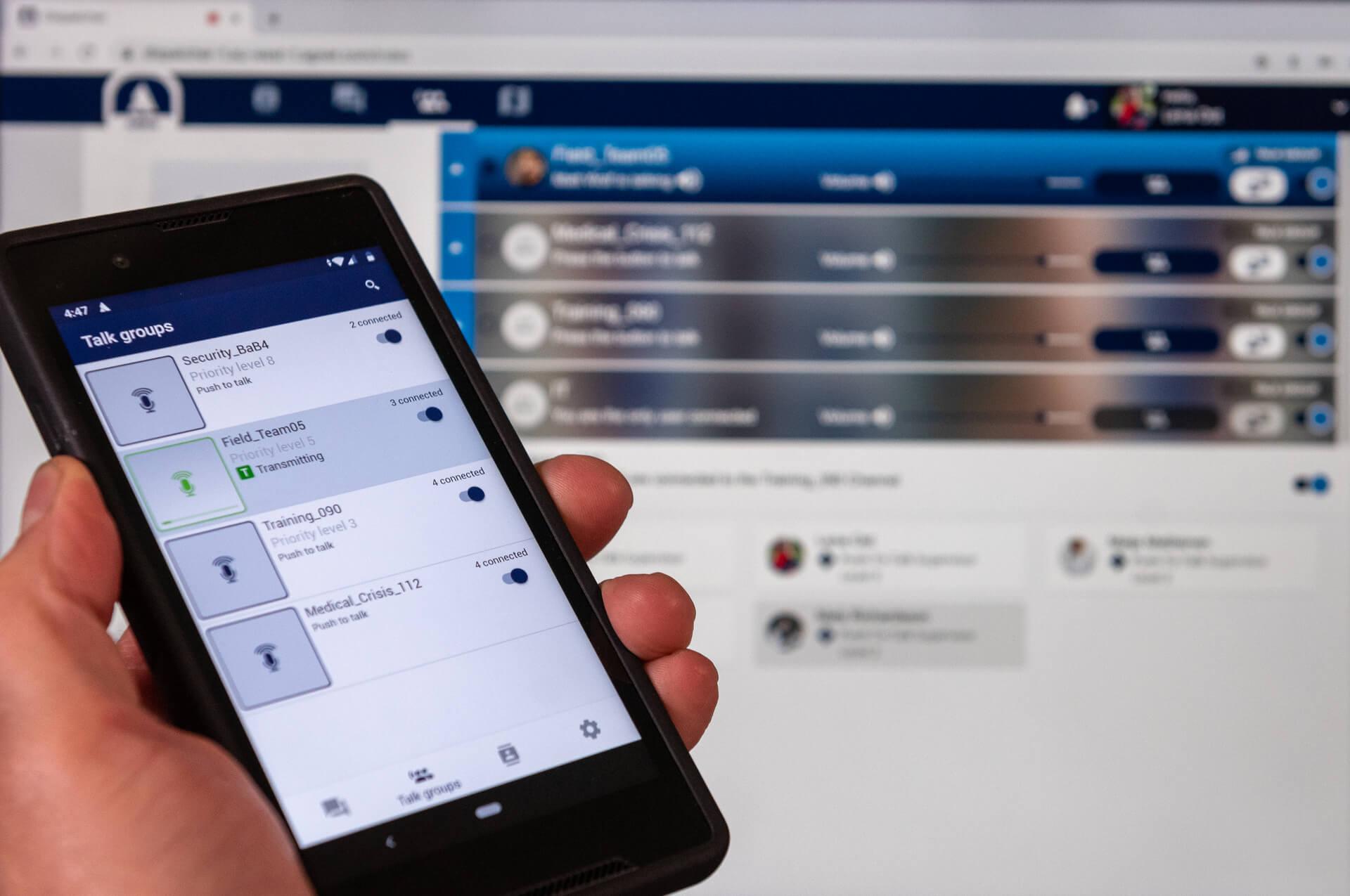 إيرباص تستعرض حل تاكتيلون آغنت 500 المبتكر لمشغّلي شبكة الهواتف المتنقلة خلال أسبوع الاتصالات في الأزمات والطوارئ