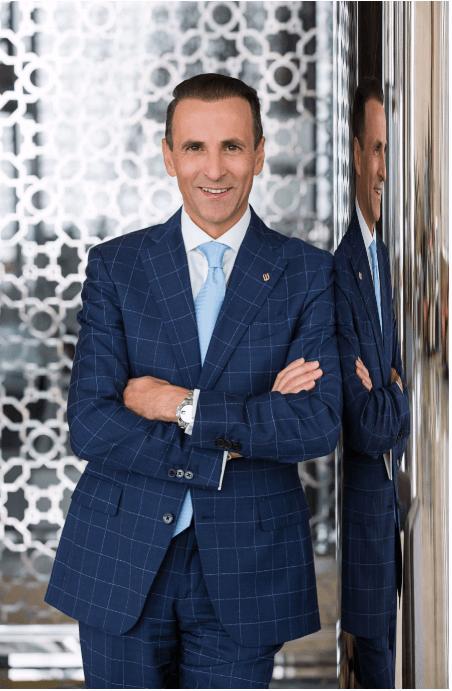 تعيين ساڤينو ليون مديراً عاماً لمنتجع جميرا في جزيرة السعديات