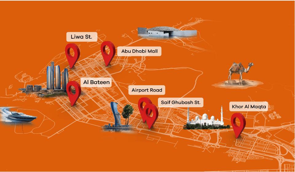 مجموعة الفهيم تطلق رحلة البحث عن مفاتيح الأحلام في العاصمة الإماراتية أبوظبي