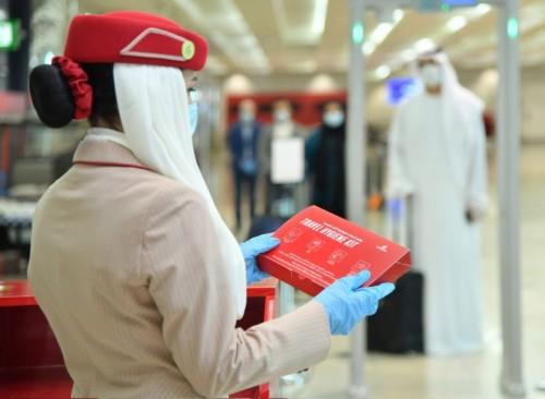 طيران الإمارات تتصدر المشهد العالمي في السفر الآمن