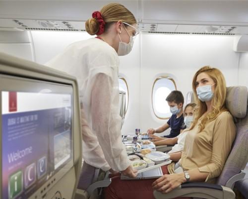 طيران الإمارات تقدم تغطية تأمينية شاملة للمسافرين على رحلاتها