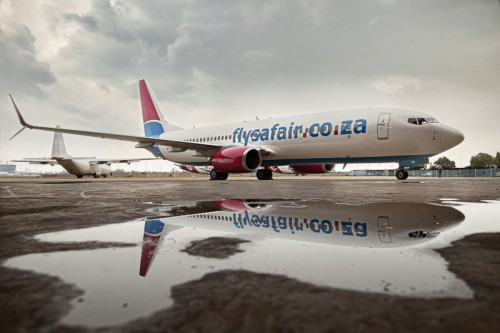 """شراكة طيران الإمارات و""""فلاي سيف إير"""" تعزز خيارات السفر في جنوب أفريقيا"""