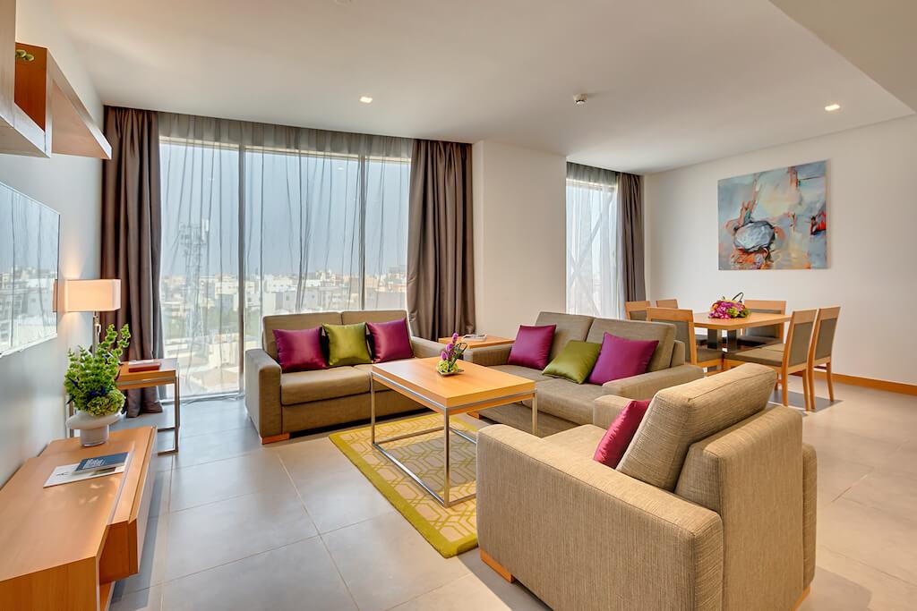 استمتع بقضاء عطلتك الشتوية في فندق أسكوت جدة واحصل على خصم يصل لـ 25% مع العرض الخاص للمقيمين
