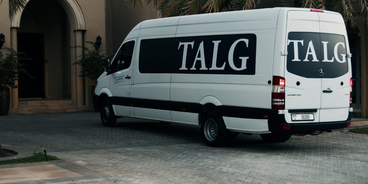 """المجموعة العربية للماركات الفاخرة """"TALG"""" تطلق خدمة البيع المنزلي لأكثر من علامة تجارية"""