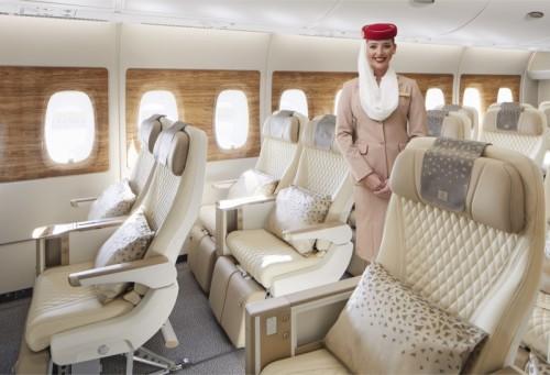 طيران الإمارات ترتقي بتجربة طائرة A380 إلى آفاق جديدة
