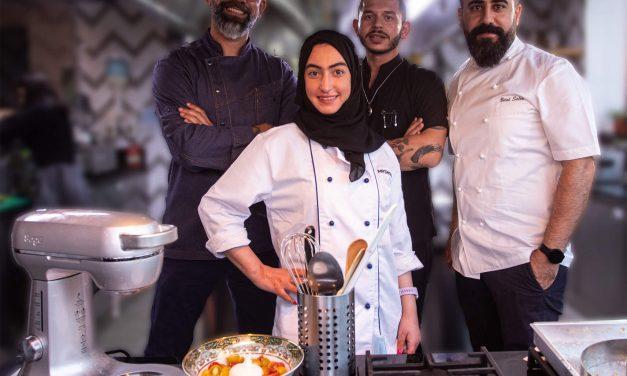 """مجموعة من أشهر الطهاة يحضّرون عشاء عيد الميلاد باستخدام أدوات """"سيج"""" Sage العالمية"""