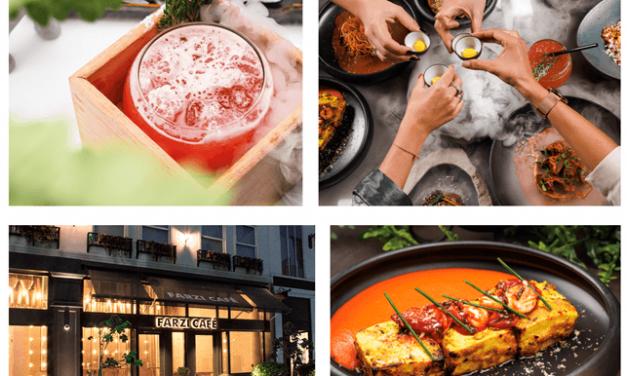أضِف لمسة مميزة على موسم الأعياد مع أشهى الأطباق الهندية المعاصرة في فارزي كافيه