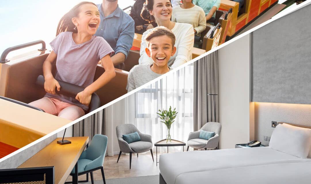 فندق ذا مانور من جيه ايهدبي يقدم تذاكر مجانية إلى دبي باركس آند ريزورتس عند حجز الإقامة
