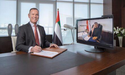 الاتحاد للطيران وطيران الخليج تعلنان عن اتفاقية تعاون تجاري استراتيجي