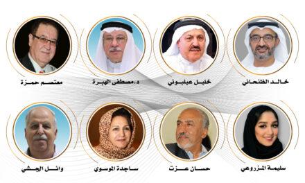 بيت الشعر في الفجيرة يكرم 6 شعراء عرب بدرع مسبار الأمل