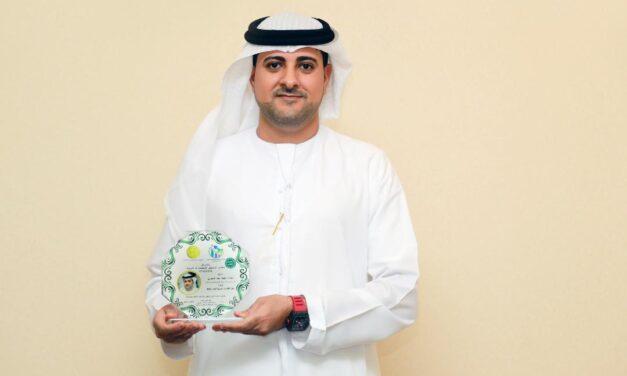 """""""منتدى المستقبل للاستثمارات العربية"""" يتوج خليفة المحيربي رجل العقارات العربية للعام 2021"""