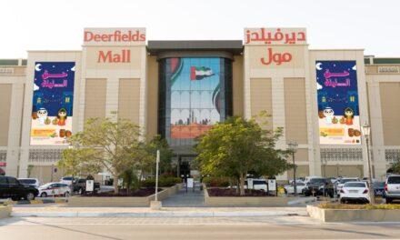 """""""ديرفيلدز مول التجاري"""" يحتفي بمناسبة """" حق الليلة"""" في أبوظبي"""