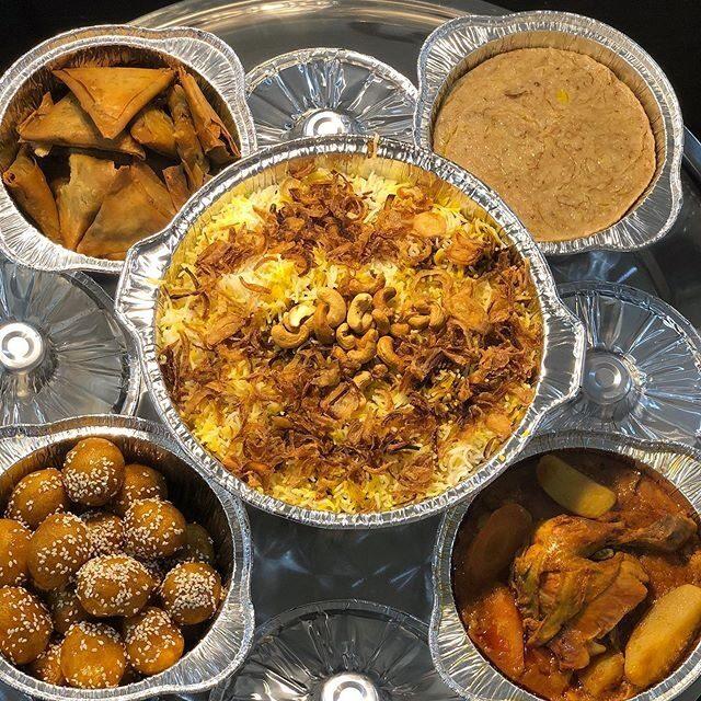 مطبخ المير للمأكولات الشعبية في أبوظبييطلق قائمة جديدةللمأكولات الإماراتية