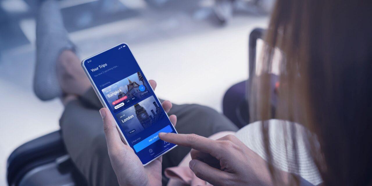"""إيرباص تطلق تطبيق """"تريبست"""" لتسهيل رحلات المسافرين"""