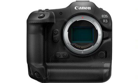 """""""كانون"""" تكشف عن تطويرها كاميرا EOS R3 الاحترافية غير المزودة بمرآة ذات الأداء العالي والسرعة العالية لتلبية احتياجات مصوري الأحداث الرياضية والأخبار"""