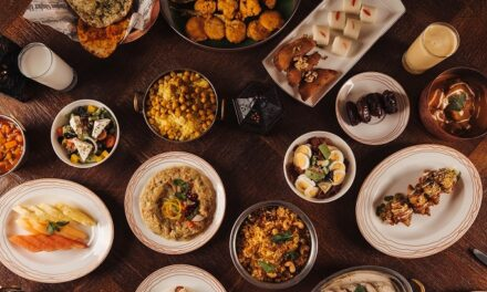 إحتفالات شهر رمضان المبارك في فندق ديوكس النخلة