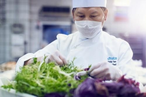 """تعاون بين دناتا و""""بلو أكوا"""" لتعزيز الأمن الغذائي في سنغافورة"""